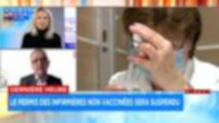 Permis de pratique suspendu pour les infirmières non adéquatement vaccinées : entrevue avec Luc Mathieu