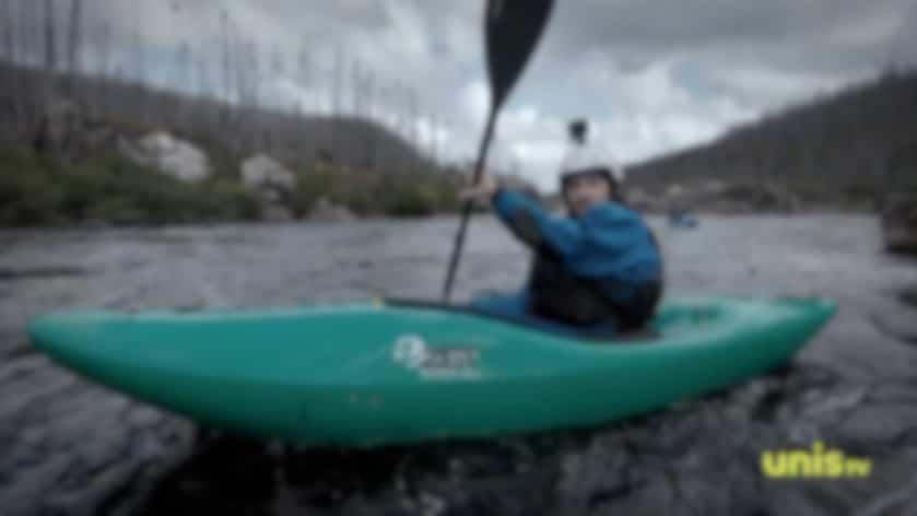 Expédition kayak